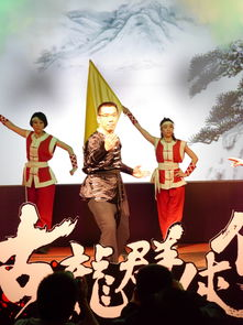...开场的表演由古龙之子与洪金宝之子洪天祥武术团队的精彩表演来揭...