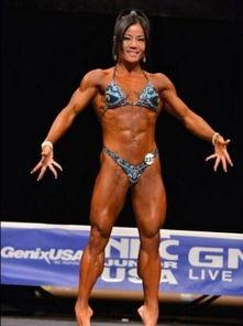 ...苦练9年获美国健美比赛冠军