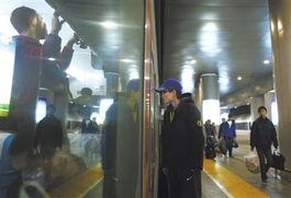 北京西站第四候车室-女篮国手退役当反扒警察 一年抓贼26人