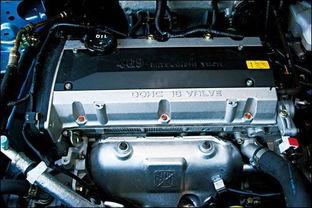 三菱4G93型号的全铝发动机,排量为1.8 L-kds汽车 上海车市