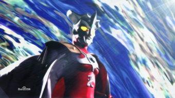 ...大神做一张赛罗奥特曼外传里赛罗VS黑暗独眼赛罗 雷欧在异次元空...