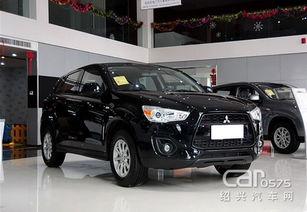 ...008全面对比三菱劲炫ASX 合资低价SUV较量