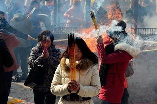 北京旅游烧香拜佛许愿去哪