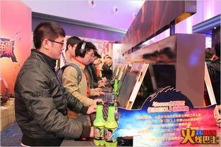 ...玩家体验最新的腾讯游戏 2