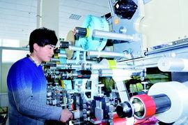 其自主研发的多工位圆刀高精度模切机产品可以
