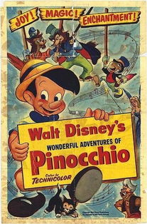 的小说《匹诺曹冒险记》改编.该片上映时虽然遇到第二次世界大战,...