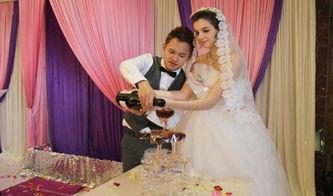 ...娶23岁乌克兰美女 相识俩月领证
