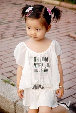 小美女米米,三岁宝宝