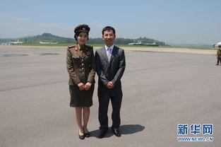 ...方记者看不到的朝鲜 七 飒爽女兵