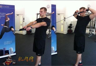 纠正驼背的锻炼方法 让身高看上去更高大 肌肉网