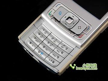 尊贵强机 米色版诺基亚N95跌至3680