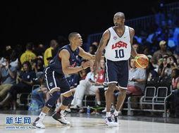...克.当日,美国国家男子篮球队在华盛顿举行公开训练,备战伦敦奥...