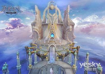 天堂3主美加盟 畅游公布新游 勇者之心