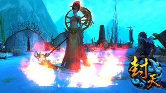 祖蛮-揭秘世界BOSS玩法   《封天》中,十二祖巫是强大的世界BOSS.进...