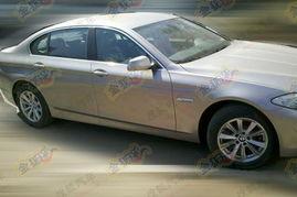 2013款华晨宝马5系Li将于8月30日上市