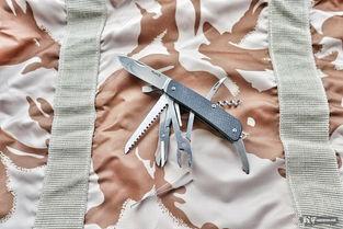 6mm,略长于91毫米瑞士军刀.   锐可的商标后面有一个刀状的线条,...