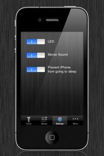 手电筒 为iPhone 4 iPhone版