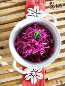 挛e]v榛b {-烹饪技巧   1、 鱼露本身有咸度所以不用添加盐.   2、 紫甘蓝本身口感...
