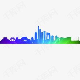 北京剪影素材图片免费下载 高清图片png 千库网 图片编号6566184