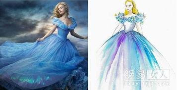 晶变云逆-灰姑娘的经典造型就是摇身一变,穿上蓝色的蓬蓬裙和魔幻的水晶鞋,...