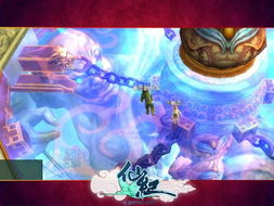 忆仙记-《仙纪》的美工独具匠心,将游戏中各个场景都进行了完善的设计,...