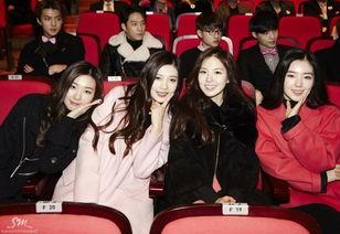 SM家艺人一起在电影院中看电影,做梦都想不到的愿望竟然实现了呢...