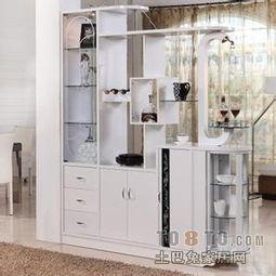 客厅酒柜隔断是怎么样的 求客厅酒柜图片