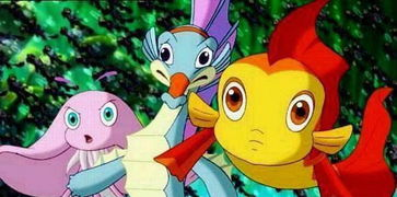 吧鱼鱼集百万潮流电-小鲤鱼历险记分集剧情 第31集 52全集 电视猫