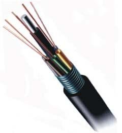 光缆型号 GYTS 纤芯规格 单模 多模 光纤芯数 12 96 -广州光纤光缆