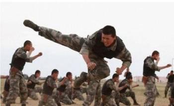 中国特种兵王到底能单干几个外军, 看完你就心中有数了