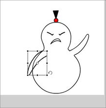 Flash实例教程 QQ搞笑表情动画