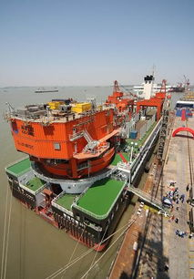中国海洋石油总公司建造的