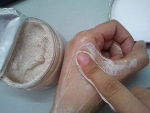 ...子深层滋润身体磨砂膏使用效果的评价CUB身体磨砂膏,体验感受 ...