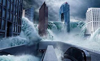 60年后全球洪水 该攒钱买船票登诺亚方舟