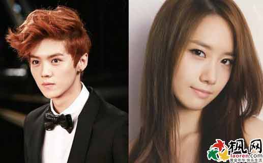 exo的鹿晗的老婆是谁 鹿晗和允儿结婚照片曝光,鹿晗老婆的图片