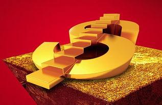 黄金价格走势图 8 01金价回调 两个关键位决定黄金方向