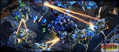 星际争霸2 兵种和建筑物贴图和介绍