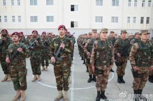 ...克什米尔有中国军人 报道没有根据