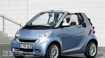 2011款Smart广州车展上市 预售11万起