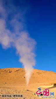 ...4850 米,世界第一高热泉.只有在日出的时候,这泉才会咕噜咕噜...