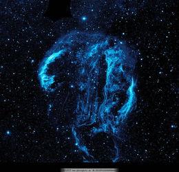 ...星空 蓝色 背景 底纹 自然风光 自然景观 设计 100dpi (1000x963)-黑色...