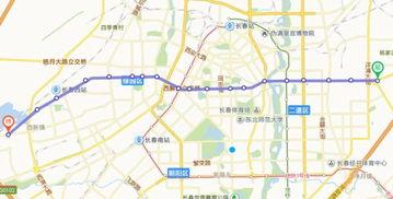 长春地铁二号线最新消息 线路图 站点 运营时间
