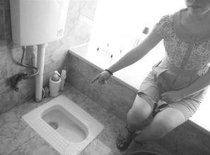 水道 楼上住户厕所冒烟并发闷响 ... (楚天金报讯