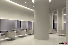 标题名称:高端美容SPA设计图片|美容会所设计案例|美容院装修设计-...