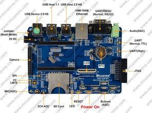 MDK32926 EK T43 OV7725摄像头开发板 基于新唐N32926U1DN ,...