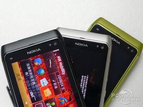 诺基亚 N8-00图片-终于来了 诺基亚N8港行华丽现身