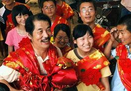 ...能忘孩子的渭南农民企业家郭辽东 -忘谁不能忘孩子的企业家郭辽东