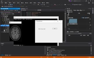 VS2015 QT5 OpenCV3开发环境搭建