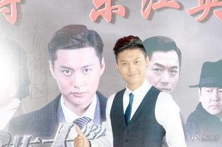 ...热播剧《大猫儿追爱记》中担当主演而被观众熟知的青年侯京健,帅...