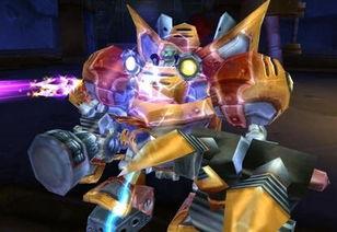 下层,开著那架高科技的机器人!最终的命运是被玩家一次次屠杀!   ...